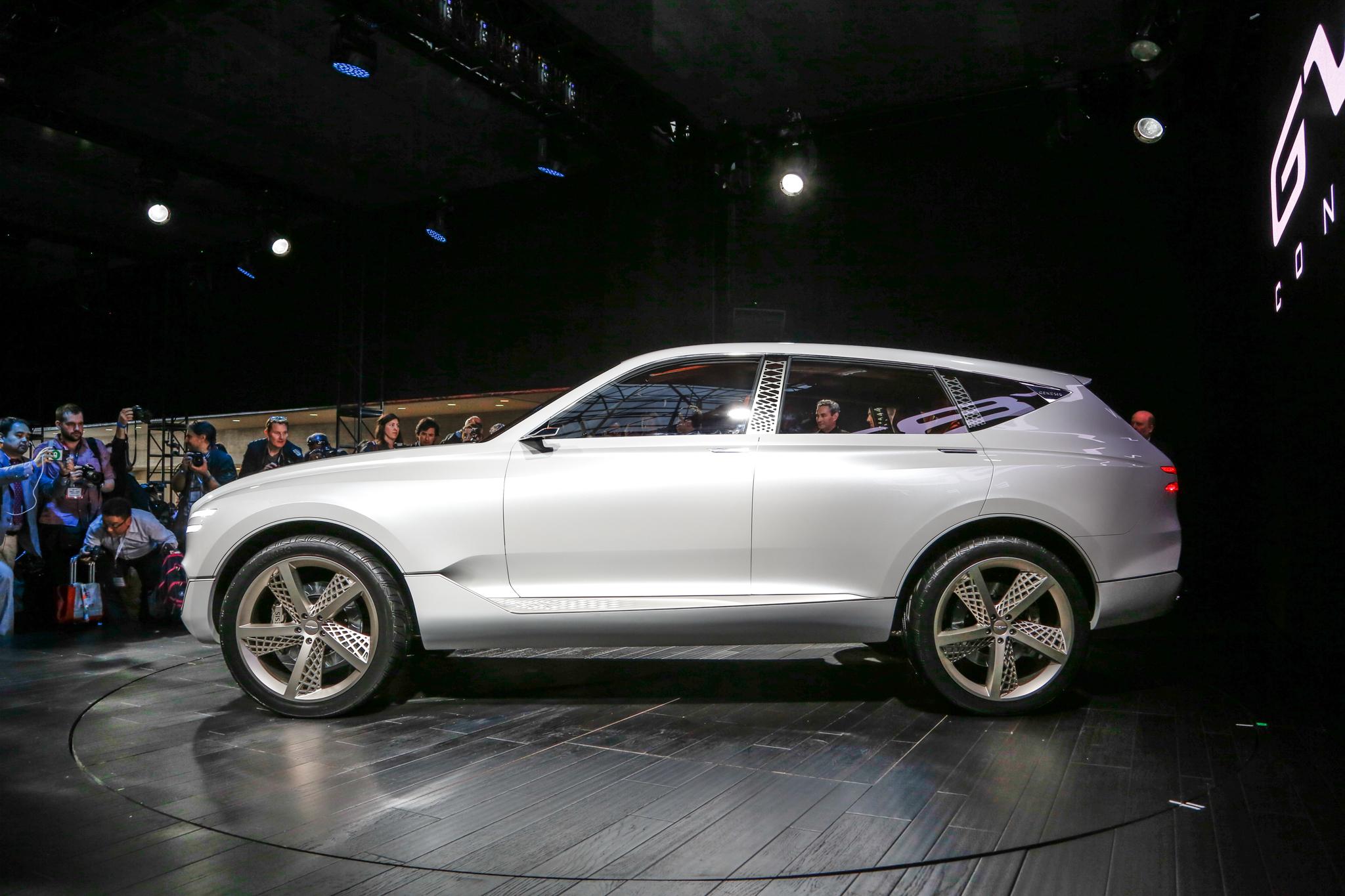 سومین مدل هیوندایی تا اواخر سال جاری معرفی میشود /// برای دیدن SUV های این برند تا 2021 صبر کنید