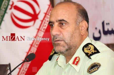 سردار رحیمی رسما رئیس پلیس تهران شد