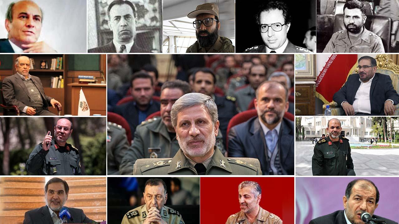 سهم مساوی ارتش و سپاه در تصدی وزارت دفاع