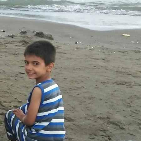 سریال گم شدن کودکان/ 50 روز بیخبری از پارسای 8 ساله (+عکس)