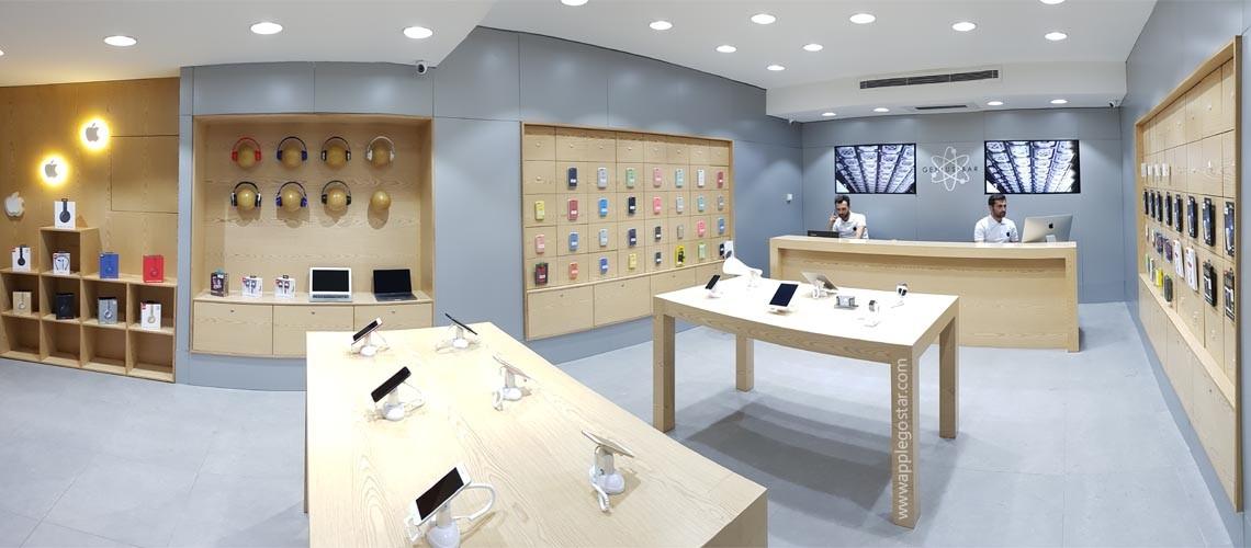 افتتاح رسمی فروشگاه اپل گستر جهت عرضه کلیه محصولات اپل به صورت نقد و اقساط
