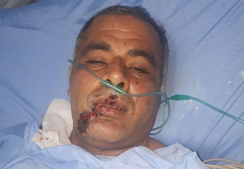 محیطبان قربانی کلاشینکف در ICU تحت مراقبت است (+عکس)