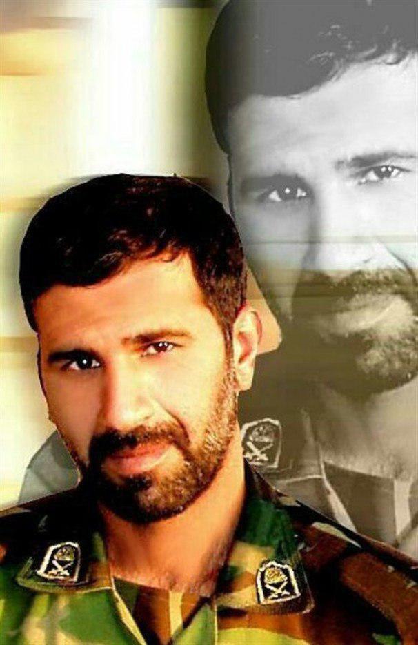 شهادت یک ایرانی در سوریه (+عکس)