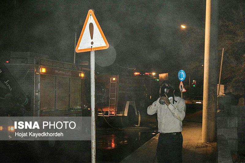 افزایش مصدومان حادثه نشت گاز کلر در دزفول به 472 نفر