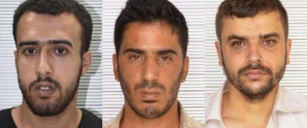 دستگیری اعضای یک تیم انتحاری داعش در ترکیه (+عکس)