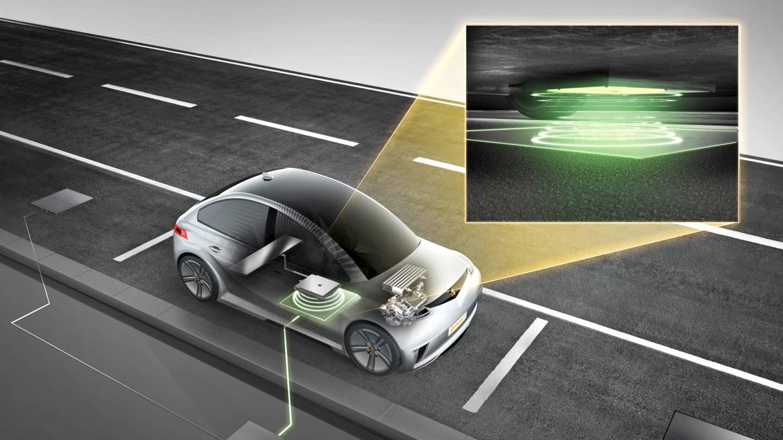 معرفی شارژرهای بدون سیم کانتینتال در نمایشگاه خودرویی فرانکفورت