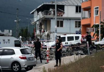 حمله مسلحانه یک داعشی به سرباز ترکیه