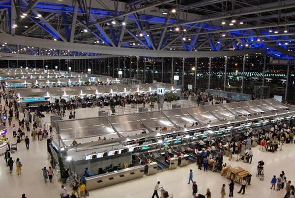 معرفی فرودگاه های استاندار تایلند