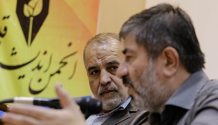 مناظره دو سردار سپاه درباره سال آخر جنگ