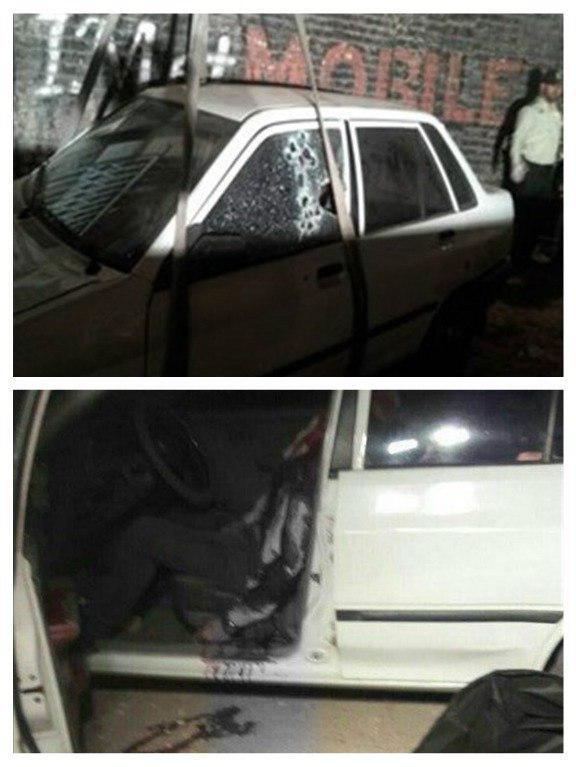 قتل ۲ برادر با سلاح گرم در اردبیل (+عکس)
