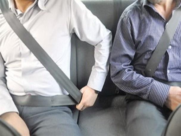 فرمانده پلیس راه :بستن کمربند ایمنی برای سرنشینان عقب خودروها در جاده الزامی است