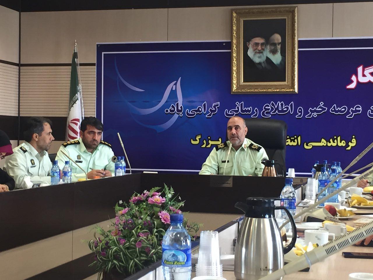 رئیس پلیس جدید تهران:میتوان از قفلشدن معابر تهران جلوگیری کرد