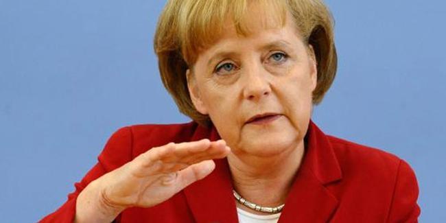 جواب مرکل به اظهارات اردوغان: آلمانی ها به هر کسی که بخواهند رای می دهند، شما مداخله نکنید