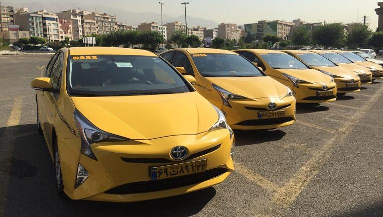 عرضه تاكسی های هیبریدی با ٣٠میلیون یارانه بلاعوض و 70 درصد وام بانکی (+جزئیات و عکس)