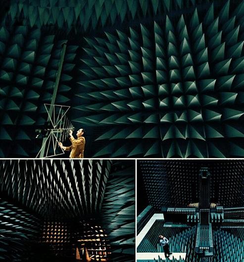 ساکت ترین اتاق جهان (+عکس)