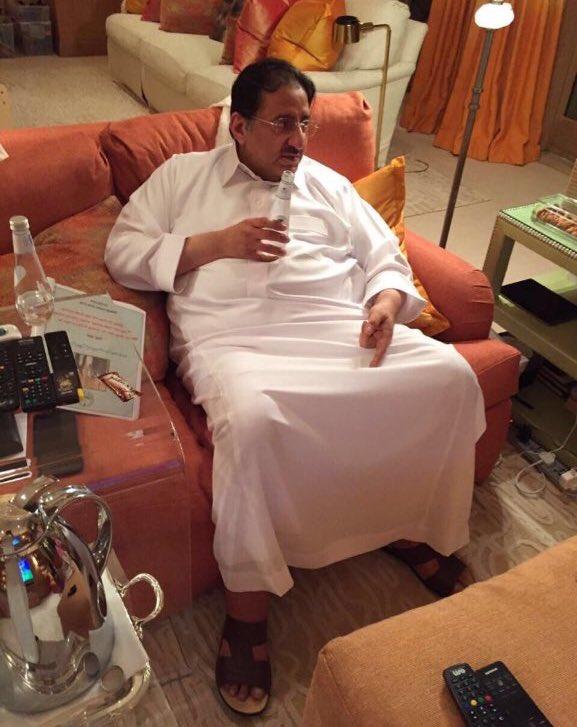 ولیعهد برکنار شده سعودی با انتشار 2 تصویر: در حصر نیستم