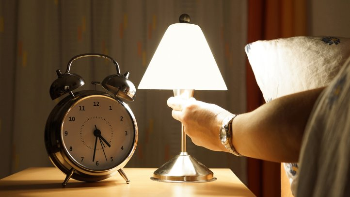 مشکلات خواب و احتمال ابتلا به آلزایمر