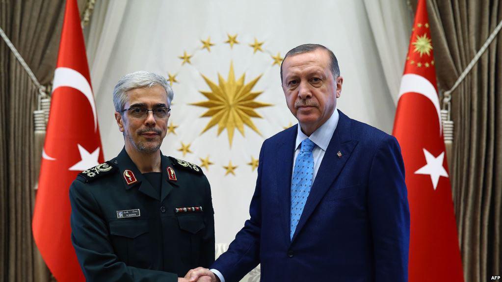 اردوغان: احتمال عملیات نظامی مشترک ایران و ترکیه علیه پ ک ک و پژاک