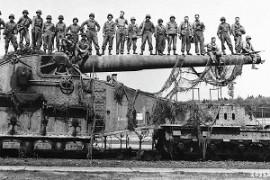 بزرگ ترین سلاح هایی که تاکنون تولید شده اند!(+عکس)