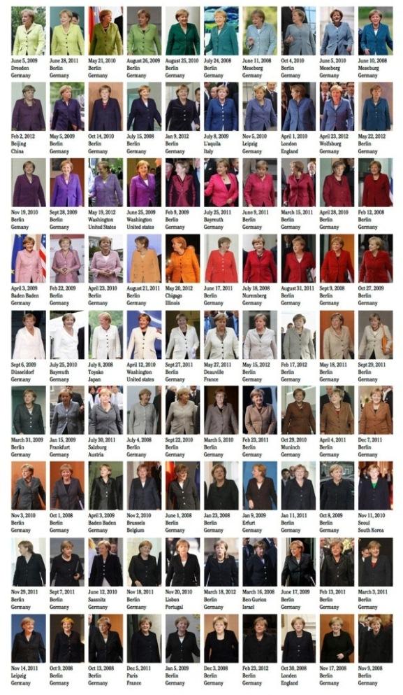 خانم صدر اعظم در لباسی کمتر دیده شده (+عکس)