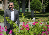آقای نجفی؛ تهران روح میخواهد با کمی رنگ