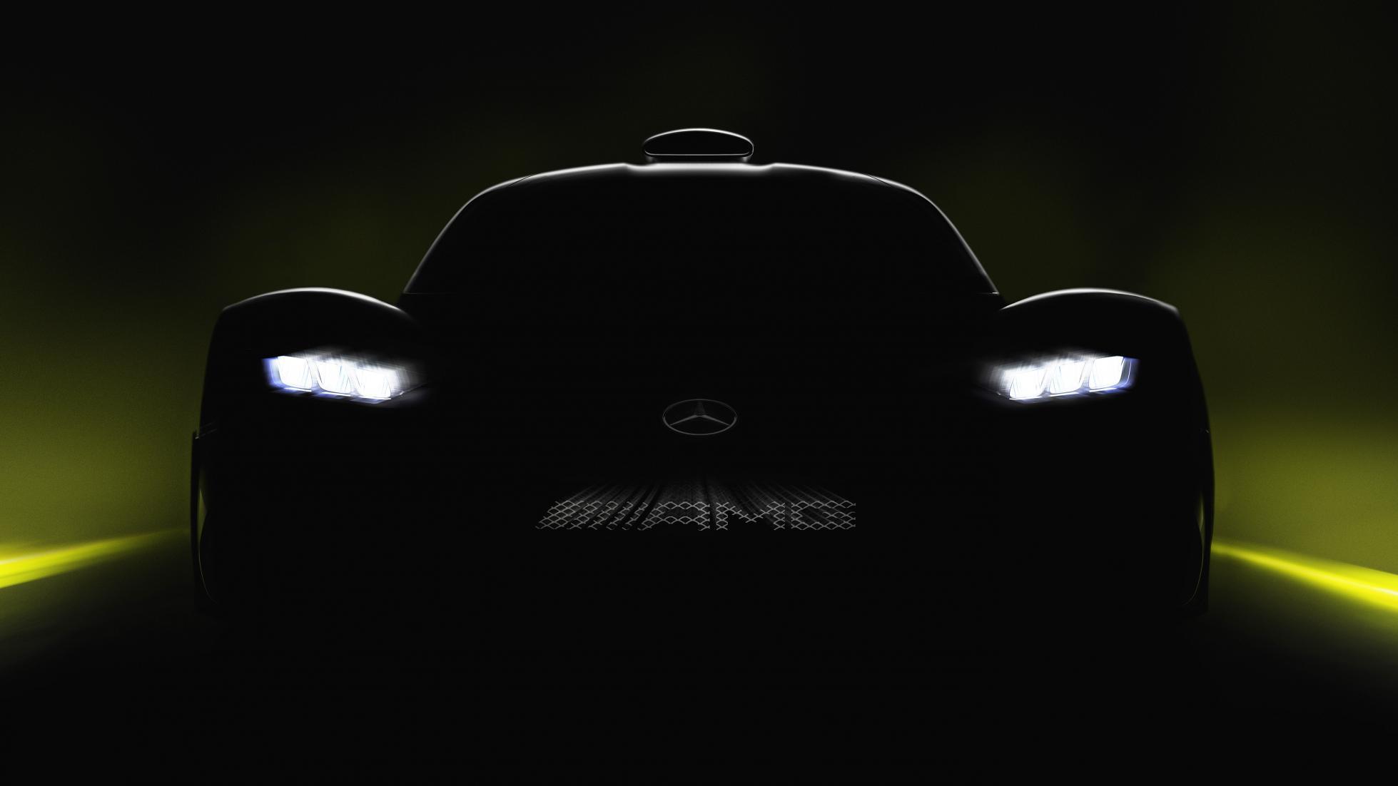 پروژه 1 مرسدس AMG در اواخر ماه جاری معرفی میشود