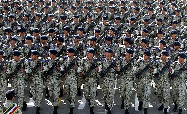 رده بندی جدید؛ ایران بیست و یکمین ارتش قوی جهان