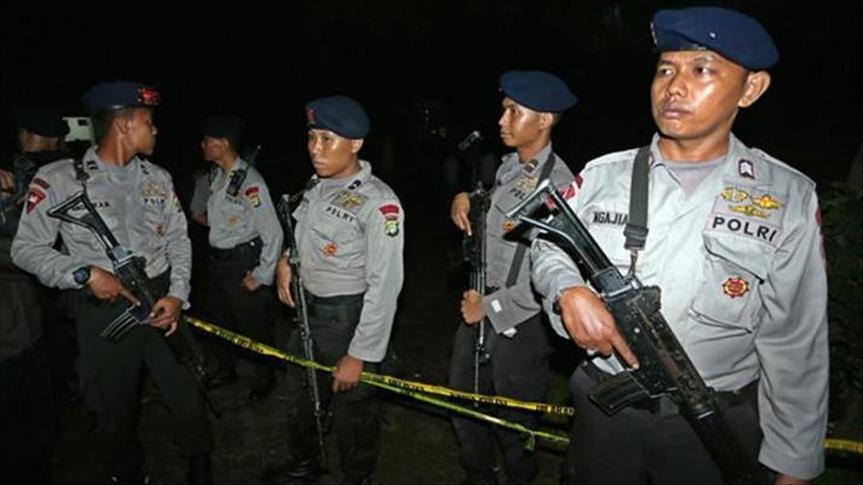 حمله به سفارتخانه میانمار در اندونزی