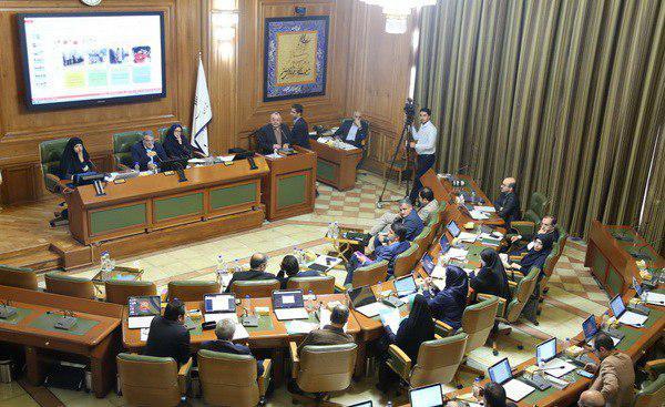 نجفی برای ادای سوگند در شورای شهر تهران حاضر شد