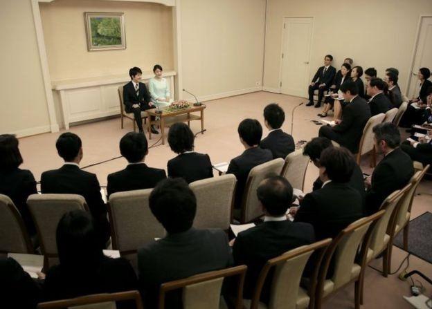 شاهزاده خانم ژاپنی عشق را به تاج و تخت پدری ترجیح داد