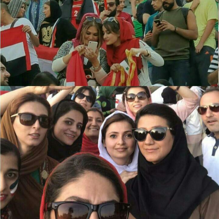 زنان سوریه و زنان ایران؛ «آزادی»بیشتر حق کدامیک بود؟