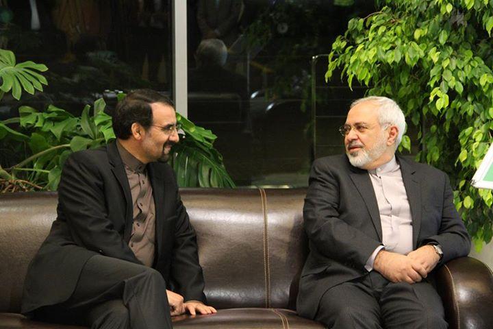 ظریف: سفیر ایران در جلسات کوچک پوتین دعوت می شود