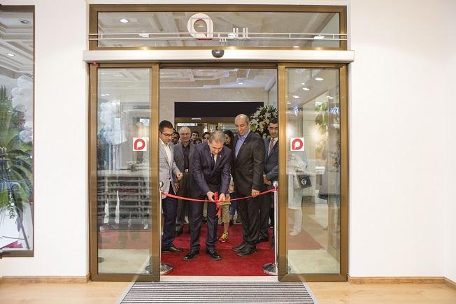 افتتاح یازدهمین خانه پالاز، با شعبه شریعتی رقم خورد