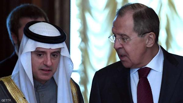 لاوروف برای دیدار با سلمان وارد جده شد/ حجاب خانم سخنگو در عربستان (+ عکس)