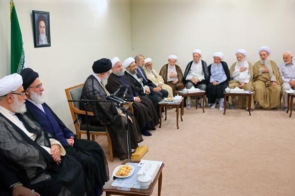 مقام معظم رهبری: آقای هاشمی با توانایی، تدبیر و آگاهی به وظایف خود در مجمع تشخیص مصلحت عمل میکرد/ نباید از مجمع موضعگیری متفاوت با مبانی اصلی انقلاب مشاهده شود