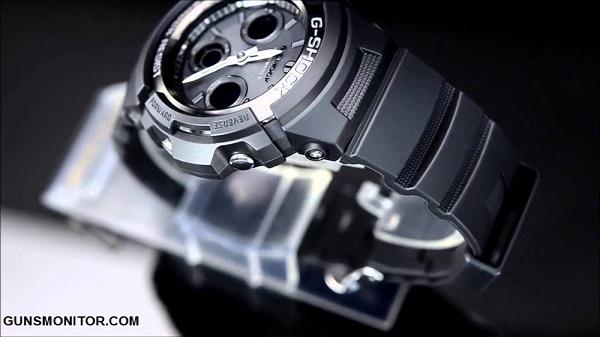 برترین ساعت های نظامی جی- شاک (زیر 100 دلار)
