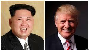 ترامپ، رهبر کره شمالی را مرد موشکی نامید