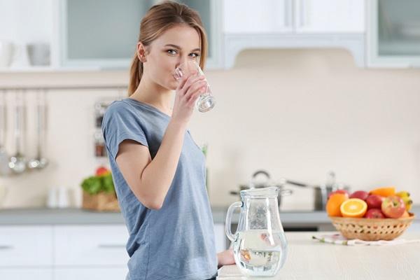بدن پس از 30 روز نوشیدن آب