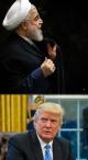 شطرنج برجامی «روحانی» و «ترامپ» در خاک