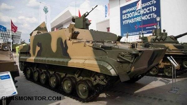 نگاهی به زره پوش دوزیست روسی!(+عکس)