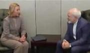 دیدار ظریف و موگرینی در حاشیه مجمع عمومی سازمان ملل در نیویورک (فیلم)
