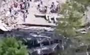 تصاویر پهپادی از خسارت های زلزله 7.1 ریشتری دیشب مکزیک (فیلم)