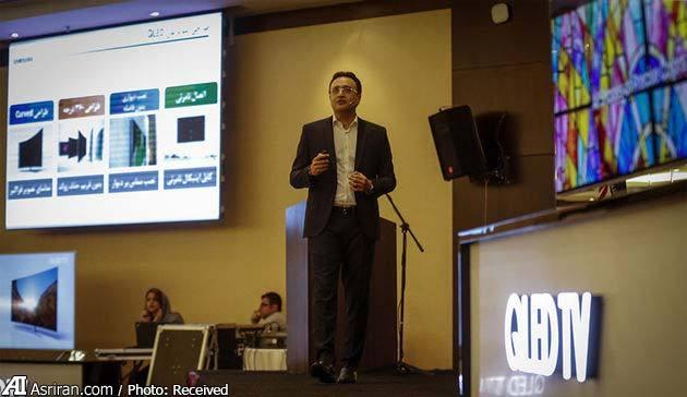 جدیدترین تلویزیونهای سامسونگ در ایران رونمایی شد