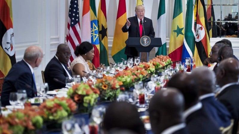ترامپ یک کشور جدید آفریقایی ساخت!