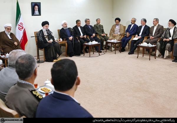 مقام معظم رهبری در دیدار رییسجمهور و اعضای دولت: کشور به فعالیتهایی از جنس اقدامات امیرکبیر نیاز دارد