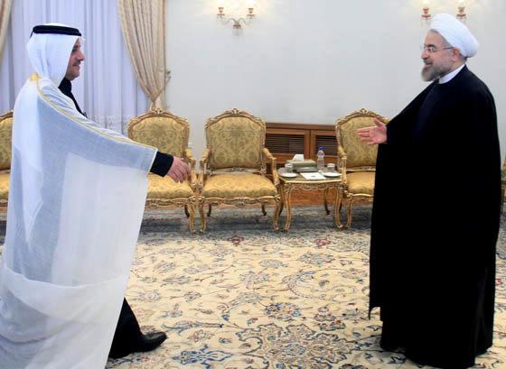بازگشت سفیر قطر به تهران با هدف حالگیری از عربستان سعودی