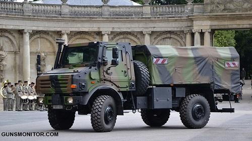آفرودرهای نظامی؛ از یونیماگ تا خودروی در حال تجزیه! (+عکس)