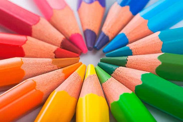 5 رنگ تاثیرگذار بر خلق و خو