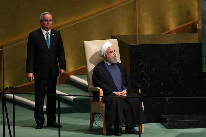 آقای روحانی به آمریکا برو