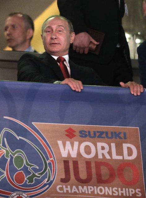 جودو و انرژی، پوتین را به مجارستان کشاند
